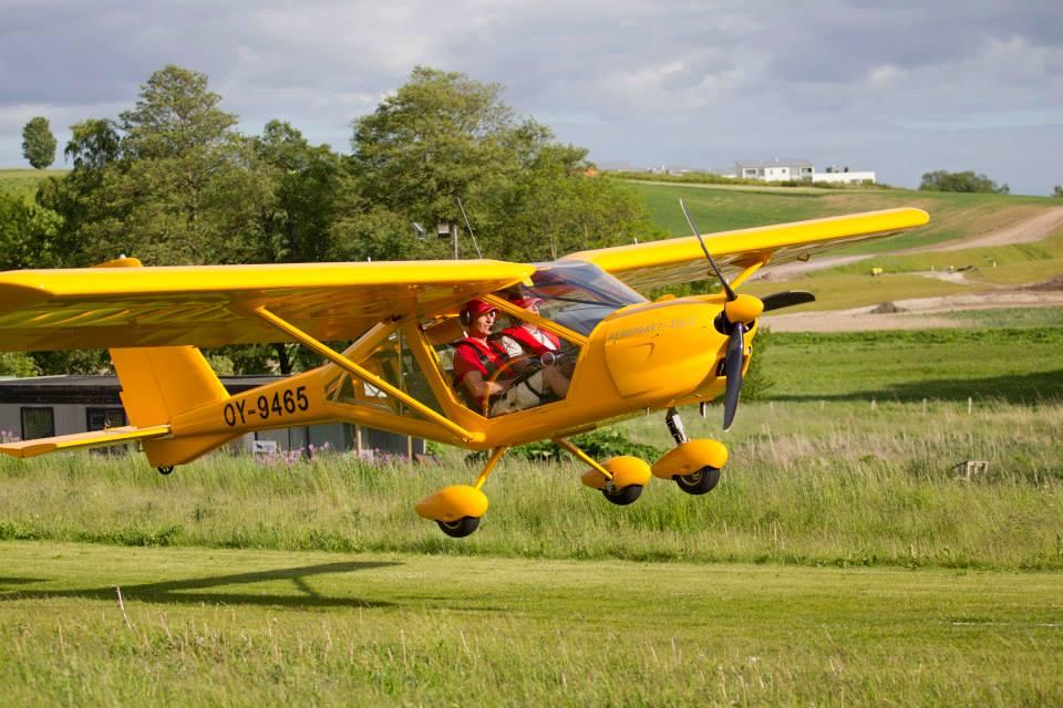 Vil du udleve din drøm om at flyve og blive privatpilot?
