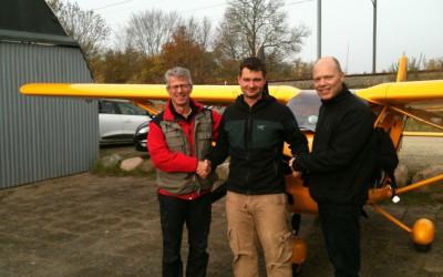 Ny pilot i Albatros – Rasmus