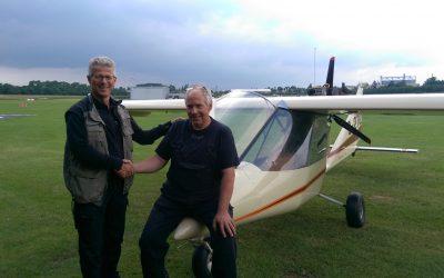 Ny pilot i Albatros – Jørgen