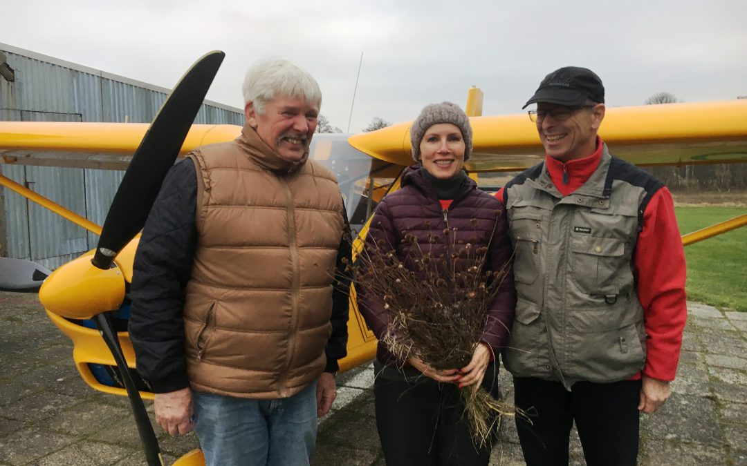 Ny pilot i Albatros – Natalie