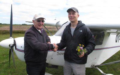 Ny pilot i Albatros – Torben