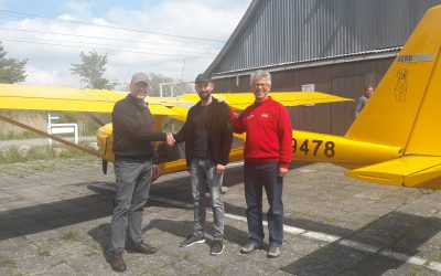 Ny pilot i Albatros – Anders