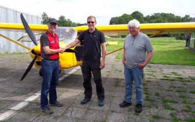 Ny pilot i Albatros – Endnu en Anders