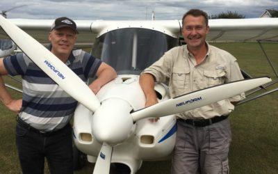 Ny pilot i Albatros – Ulrik